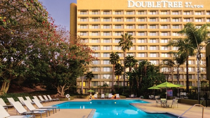 Doubletree by Hilton Hotel Los Angeles Westside HPより