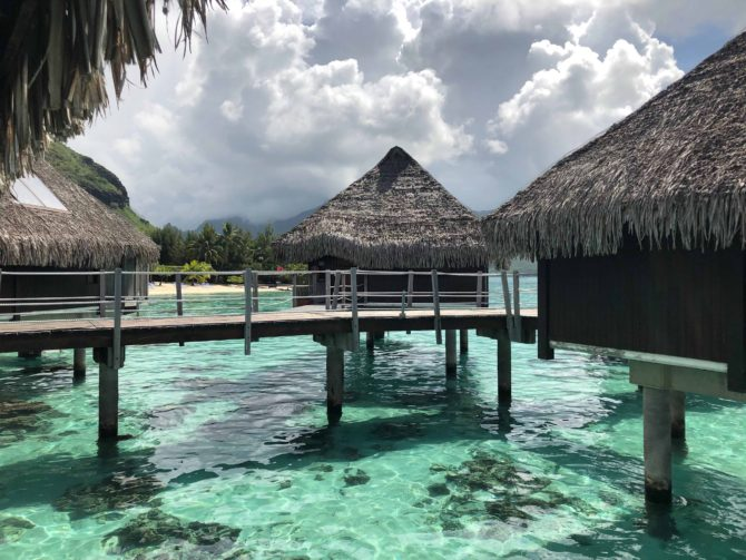 Hilton Moorea Lagoon Resort & Spa -Overwater Bungalows
