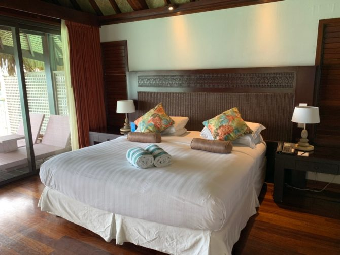 Hilton Moorea Lagoon Resort & Spa -room