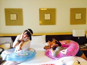 ボラカイ島のホテル「へナンラグーンビーチリゾート」