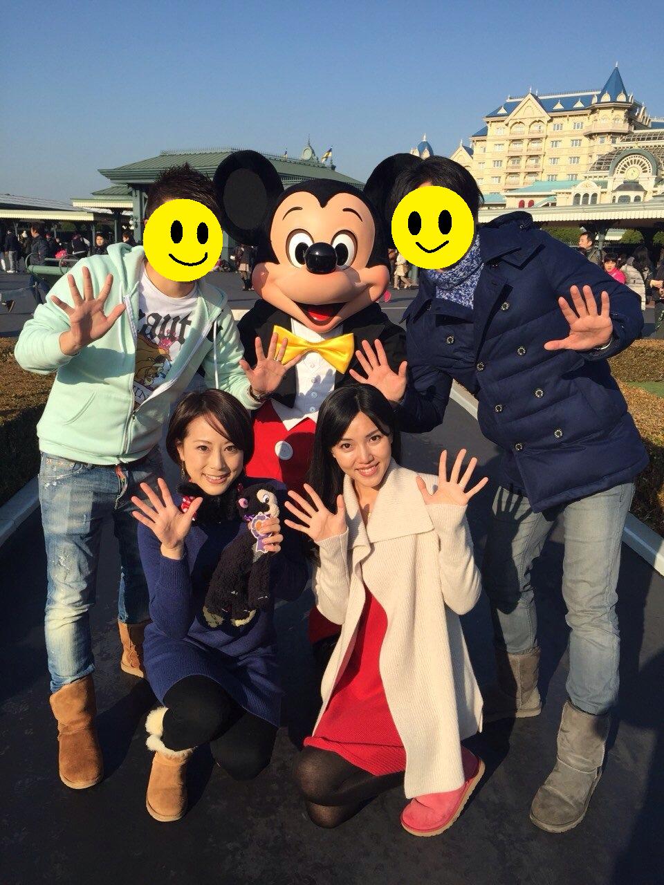 ミッキーマウスに会いに行こう!(tdl編) | lovetabi